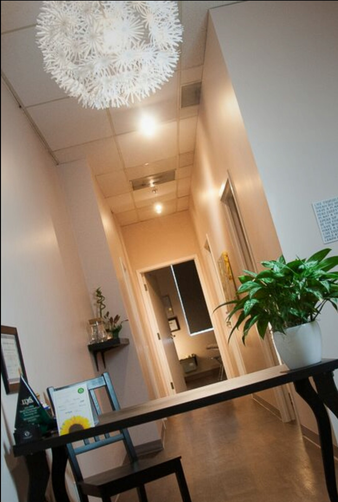 picture of our clinic space